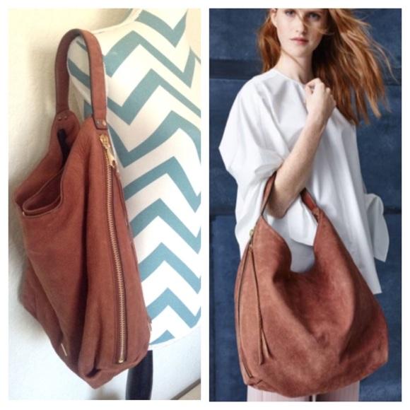 1564eab51 Rebecca Minkoff Bags | Bryn Double Zip Hobo Bag | Poshmark